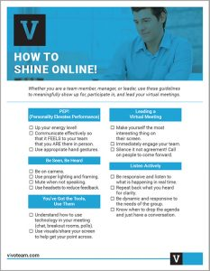 How to Shine Online